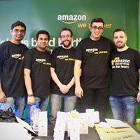 Careers Fair Amazon