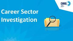 Career Sector Investigation